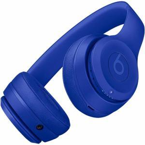 Beats by Dr.Dre(ビーツ バイ ドクタードレ) MQ392PA/A オンイヤーヘッドホン 「Solo 3 Wireless」 Neighbourhood Collection ブレイクブルー