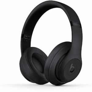 Beats by Dr.Dre(ビーツ バイ ドクタードレ) MQ562PA/A オーバーイヤーヘッドホン 「Beats Studio3 Wireless」 マットブラック