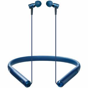 ヘッドセット ビクター JVC ケンウッド   JVCケンウッド HA-FD70BT-A 【ハイレゾ音源対応】 ワイヤレスステレオヘッドセット ブルー