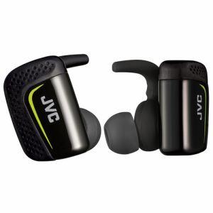 JVCケンウッド HA-ET900BT-B ワイヤレスステレオヘッドセット ブラック