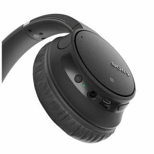ソニー WH-CH700N-B ワイヤレスノイズキャンセリングステレオヘッドセット ブラック