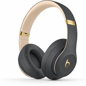 Beats by Dr.Dre(ビーツ バイ ドクタードレ) MQUF2PA/A オーバーイヤーヘッドホン 「Studio3 Wireless」 シャドーグレー