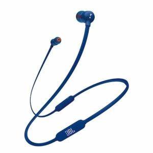 JBL JBLT110BTBLUJN Bluetoothワイヤレスカナルイヤホン ブルー