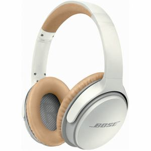 BOSE(ボーズ) SOUNDLINKAE2WH Bluetooth対応ヘッドホン 「SoundLink around-ear wireless headphones II」 ホワイト