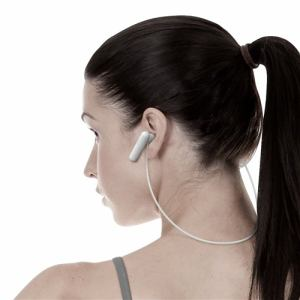 ソニー WI-SP500-W ワイヤレスステレオヘッドセット ホワイト