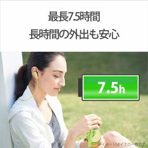 ソニー WI-SP600N-W ワイヤレスノイズキャンセリングステレオヘッドセット ホワイト