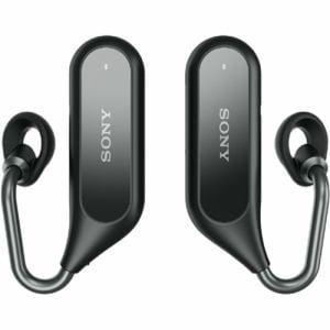 ソニー XEA20-B ワイヤレスオープンイヤーステレオヘッドセット 「Xperia Ear Duo」 ブラック