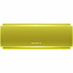 ソニー SRS-XB21-Y ワイヤレスポータブルスピーカー イエロー