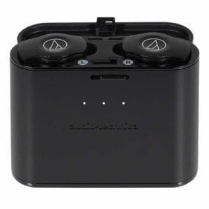 オーディオテクニカ ATH-CKS7TW-BK Bluetooth完全ワイヤレスヘッドホン 左右独立型 ブラック
