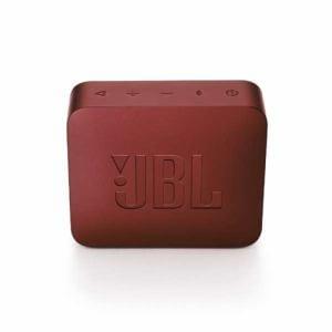 JBL JBLGO2RED 防水対応ポータブルBluetoothスピーカー 「JBL GO 2(ゴー2)」 レッド