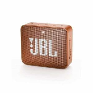 JBL JBLGO2ORG 防水対応ポータブルBluetoothスピーカー 「JBL GO 2(ゴー2)」 オレンジ