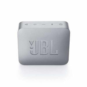 JBL JBLGO2GRY 防水対応ポータブルBluetoothスピーカー 「JBL GO 2(ゴー2)」 グレー