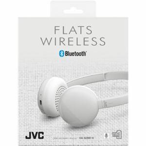 JVCケンウッド HA-S28BT-H ワイヤレスステレオヘッドセット ウォームグレー