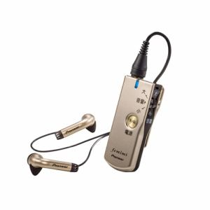 パイオニア VMR-M750(N) ボイスモニタリングレシーバー(集音器) 「femimi(フェミミ)」