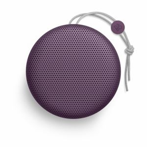 B&O PLAY BEOPLAY-A1-VIOLET Bluetoothスピーカー バイオレット