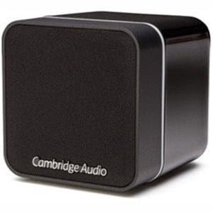 ケンブリッジオーディオ MIN 12 BLK サテライトスピーカー (1本) ブラック
