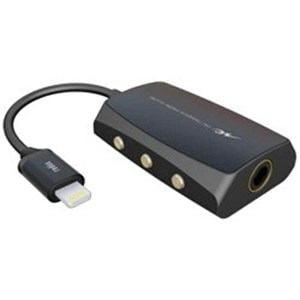 RADIUS AL-LCH81K ハイレゾ音源対応 Lightning ヘッドホンアンプ iOS専用