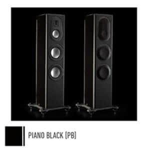 モニターオーディオ PL200-2PB 【ハイレゾ音源対応】3ウェイ トールボーイスピーカー(2本/PIANO BLACK)