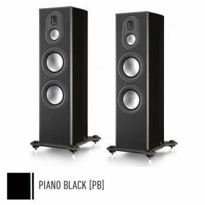 モニターオーディオ PL300II/PB 3ウェイ トールボーイスピーカー(2本/PIANO BLACK)