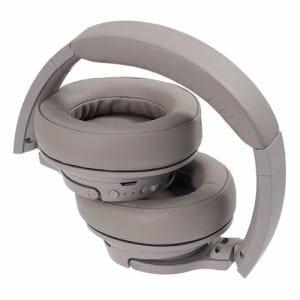 オーディオテクニカ ATH-SR50BT BW ワイヤレスヘッドホン
