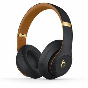 Beats by Dr.Dre(ビーツ バイ ドクタードレ) MTQW2PA/A Beats Studio3 Wireless オーバーイヤーヘッドフォン The Beats Skyline Collection ミッドナイトブラック