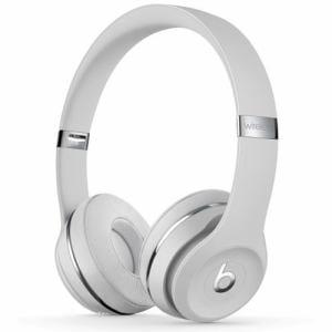 Beats by Dr.Dre(ビーツ バイ ドクタードレ) MUH52PA/A Beats Solo3 Wireless オンイヤーヘッドフォン サテンシルバー