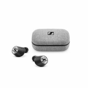 ゼンハイザー M3IETW-BLACK MOMENTUM True Wireless フルワイヤレス Bluetoothイヤフォン