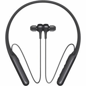 ヘッドホン ソニー Bluetooth   WI-C600NBM Bluetoothヘッドホン ブラック
