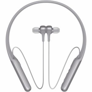 ヘッドホン ソニー Bluetooth   WI-C600NHM Bluetoothヘッドホン   グレー