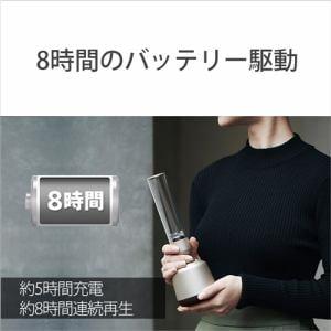 ソニー LSPX-S2 グラスサウンドスピーカー