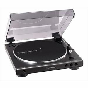 オーディオテクニカ AT-LP60X DGM フルオートターンテーブル ブラック