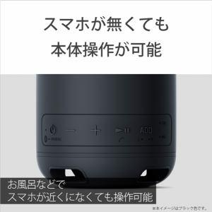 ソニー SRS-XB12 G ワイヤレススピーカー   G