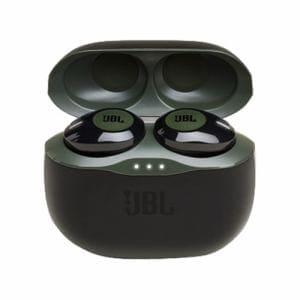 イヤホン JBL ジェイビーエル Bluetooth  JBLT120TWSGRN フルワイヤレスイヤホン グリーン 完全ワイヤレス