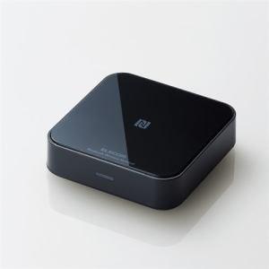 エレコム LBT-AVWAR501BK Bluetoothオーディオレシーバー ブラック