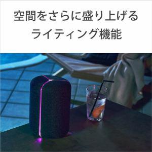 スピーカー ソニー    SRS-XB402G ワイヤレスポータブルスピーカー   B