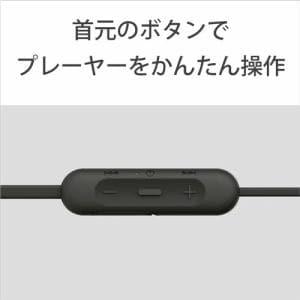 ヘッドセット ソニー    WI-XB400 BZ ワイヤレスステレオヘッドセット ソニーEXTRA BASSシリーズヘッドホン B