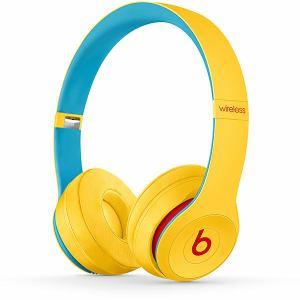 Beats by Dr.Dre(ビーツ バイ ドクタードレ) MV8U2PA/A Beats Solo3 Wirelessヘッドフォン -Beats Club Collection- クラブイエロー