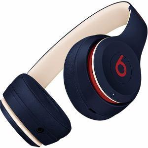 Beats by Dr.Dre(ビーツ バイ ドクタードレ) MV8W2PA/A Beats Solo3 Wirelessヘッドフォン -Beats Club Collection- クラブネイビー