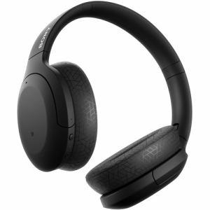 ヘッドホン ソニー    WH-H910N BM ワイヤレスノイズキャンセリング ブラック ヘッドホン