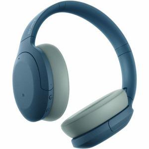 ソニー WH-H910N LM ワイヤレスノイズキャンセリング ブルー