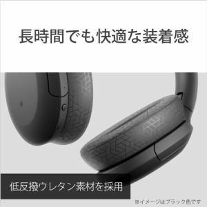ヘッドホン ソニー    WH-H910N RM ワイヤレスノイズキャンセリング レッド