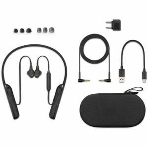 ソニー WI-1000XM2BM ワイヤレスノイズキャンセリング   ブラック