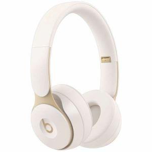 Beats by Dr.Dre(ビーツ バイ ドクタードレ) MRJ72FE/A ブルートゥースヘッドホン Beats Solo Pro アイボリー