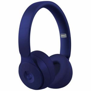 Beats by Dr.Dre(ビーツ バイ ドクタードレ) MRJA2FE/A ブルートゥースヘッドホン Beats Solo Pro ダークブルー