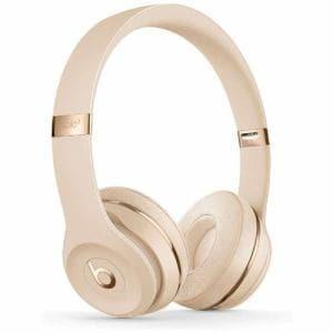 Beats by Dr.Dre(ビーツ バイ ドクタードレ) MX462PA/A Beats Solo3 Wireless ヘッドフォン サテンゴールド
