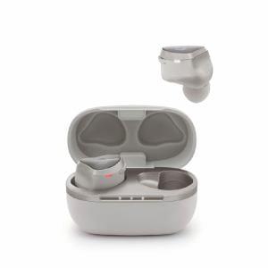 GLIDiC Sound Air TW-6000 / ペールグレー SB-WS61-MRTW/GR リモコン・マイク対応 ワイヤレス(左右分離) Bluetooth 音もカタチもちょうどいい