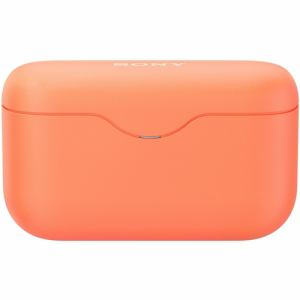 ヘッドセット ソニー    WF-H800 DM ワイヤレスステレオヘッドセット オレンジ