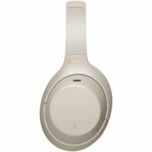 ヘッドセット ソニー    WH-1000XM4 SM ワイヤレスノイズキャンセリングステレオヘッドセット プラチナシルバー