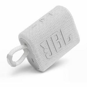ジェイビーエル JBLGO3WHT JBL Go 3 ポータブルBluetoothスピーカー ホワイト