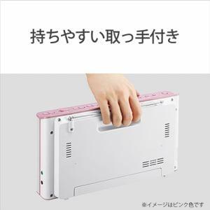 ソニー CDラジオ ピンク ZS-E80-PC